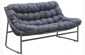 Ingonish Beach Gray Sofa