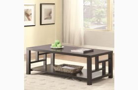 703538 Cappuccino Coffee Table