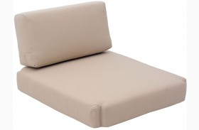 Bilander Beige Arm Chair Cushions