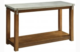 704549 Amber Sofa Table