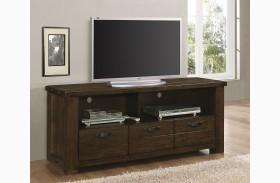 Wiltshire Rustic Pecan TV Console