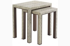 Tower Place Adler Nesting Tables