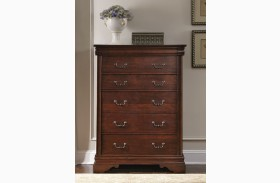 Carriage Court 6 Drawer Chest