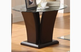 Daisy End Table