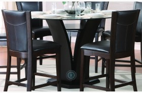 Daisy Round Counter Height Table