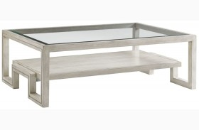 Oyster Bay Saddlebrook Rectangular Cocktail Table