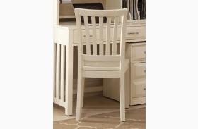 Hampton Bay White School House Chair