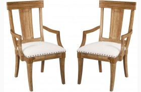 Stone Ridge Arm Chair Set of 2