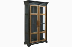 Stone Ridge Vertical China Cabinet
