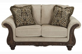 Laytonsville Pebble Loveseat
