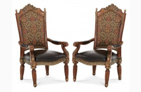 Villa Valencia Arm Chair Set of 2