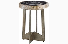 Laurel Canyon Cross Creek Accent Table
