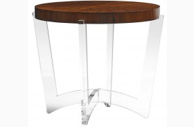 Take Five Hudson Round End Table