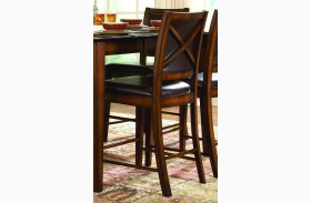 Verona Counter Height Chair Set of 2