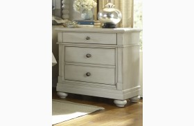 Harbor View III 2 Drawer Nightstand