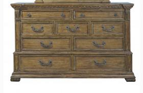 Stratton Medium Wood Dresser