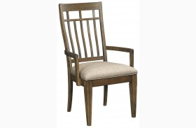Bedford Park Surrey Arm Chair Set of 2