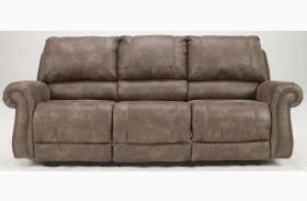Oberson Gunsmoke Power Reclining Sofa