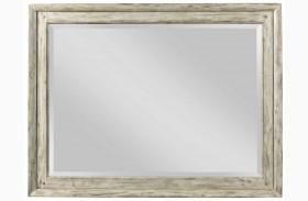 Weatherford Cornsilk Landscape Mirror
