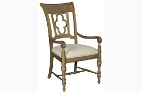 Weatherford Heather Arm Chair Set of 2