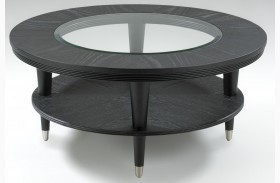 Ontario Round Cocktail Table