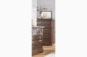 Stonebrook Tobacco Drawer Chest
