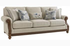 Bali Hai Shoreline Upholstered Sofa
