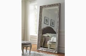 Rhianna Silver Patina Floor Mirror