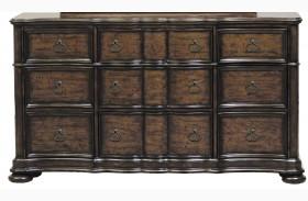 Quentin Aged Chestnut Dresser
