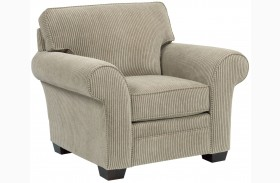 Zachary Affinity Chenille Fabric Chair