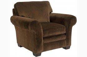 Zachary Affinity Microfiber Chair