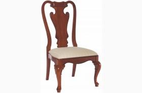 Cherry Grove Classic Antique Cherry Splat Back Side Chair