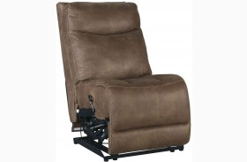 Valto Saddle Armless Recliner