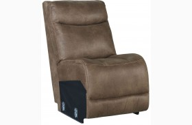 Valto Saddle Armless Chair