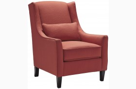 Sansimeon Cinnamon Accent Chair
