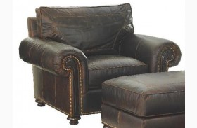 Kilimanjaro Riversdale Leather Chair