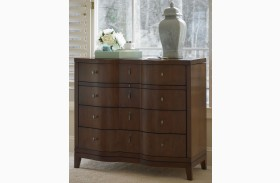 Claire de Lune Toasted Nutmeg Bachelorette Chest