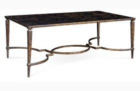 Marni Metal Cocktail Table