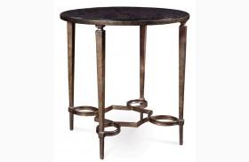 Marni Round Metal Table