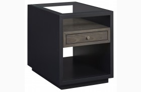 Deegan Drawer End Table