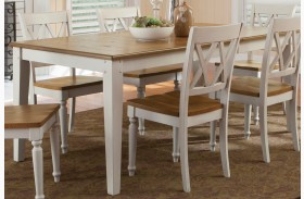 Al Fresco III Rectangular Leg Table