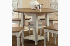 Al Fresco III Drop Leaf Extendable Leg Table