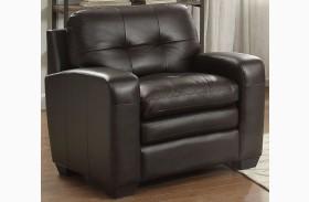 Urich Chocolate Chair