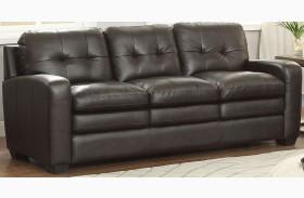 Urich Chocolate Sofa