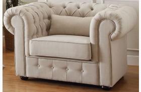 Savonburg White Chair