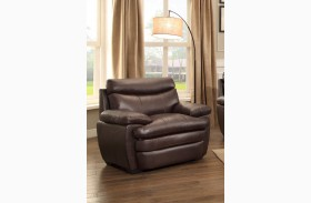 Rozel Dark Brown Chair