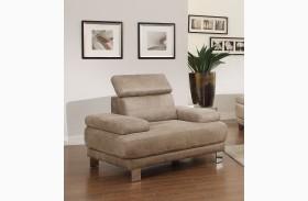 Tribune Stone Chair