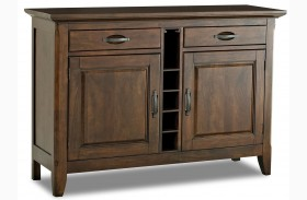 Carturra Rich Chocolate Sideboard