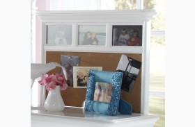 SweetHeart Nightstand Back Panel