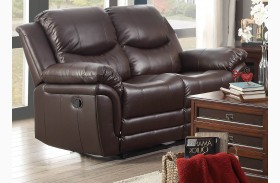 St Louis Park Double Reclining Loveseat